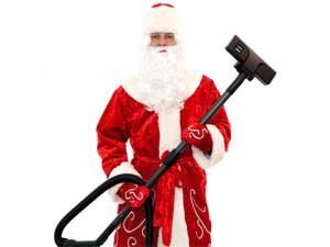 Benytt oss til julerengjøringen